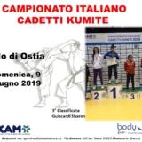 CampionatiItalianiCadetti9_6_19